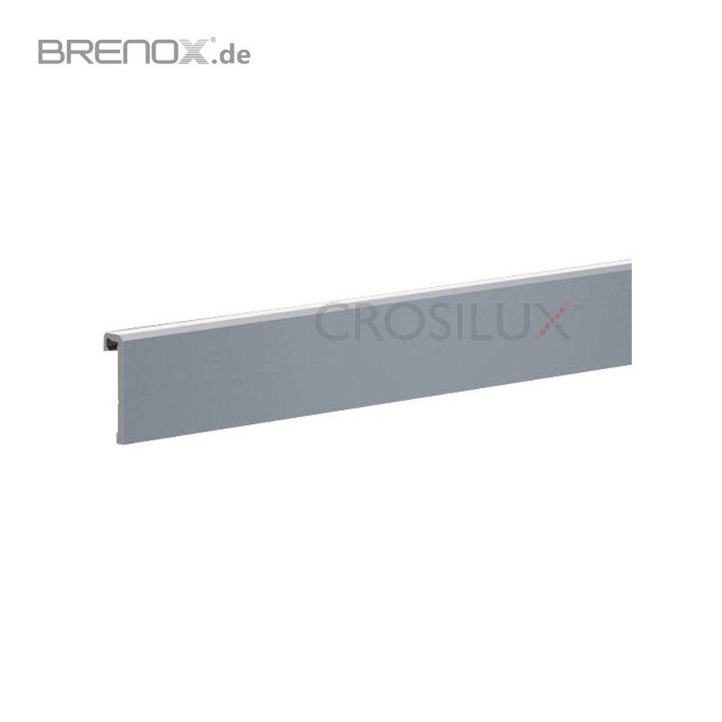 abdeckprofil crosilux system 2 0 f r alle bodenprofile 30 mm. Black Bedroom Furniture Sets. Home Design Ideas