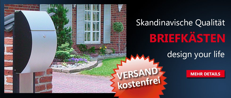 Design-Briefk�sten